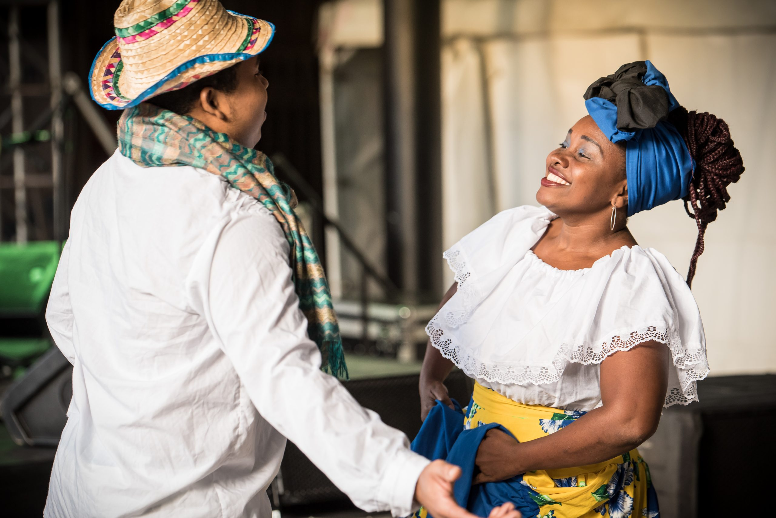 Emprendimiento Cultural en Urabá